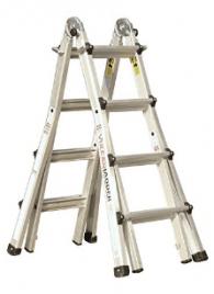 Vulcan Ladder USA ES-17T11G1, Multi Task Ladder