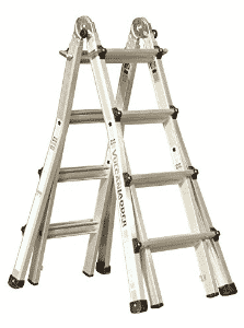 Top 10 Best Telescoping Ladders In 2018 Buyer S Guide