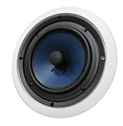 82C Silver Ticket In-Wall In-Ceiling Speaker with Pivoting Tweeter