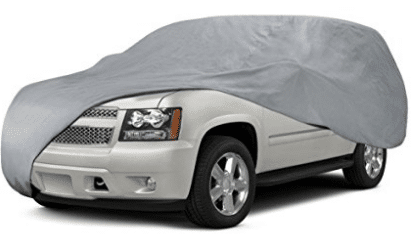 "Motor Trend All Weather Waterproof Premium Van & SUV Cover UV Protection Up to 210"" XL2"