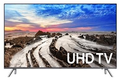 Samsung Electronics UN65MU8000 65-Inch 4K Ultra HD Smart LED TV - Outdoor LED TVs
