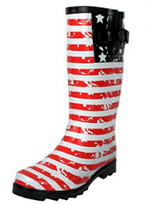 West Blvd Women's Mid Calf Waterproof Rainboots - Women's Rain Boots