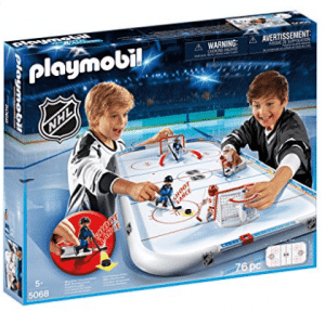 playmobil nhl hockey arena christmas gift idea for 5 year old boys