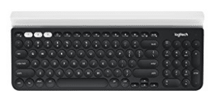 Logitech K780 Multi-Device Wireless Keyboard for Computer