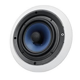652C Silver Ticket In-Ceiling Speaker with Pivoting Tweeter