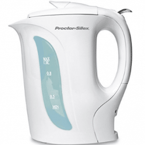 Proctor Silex K2070YA Electric Kettle