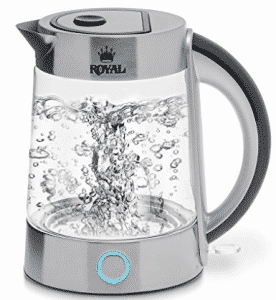 Royal Electric Kettle (BPA Free)