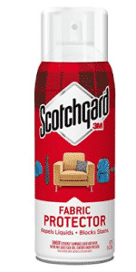 Scotchgard Fabric & Upholstery Protector, Waterproof Spray for Shoes