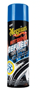 Meguiar's G18715 Hot Shine Reflect Tire Shine