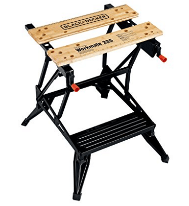 Black & Decker WM225-A Portable Project Center and Vise - Portable Workbenches
