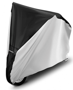Bike Covers, INTEY Bike Cover Waterproof Outdoor UV Protection 210T Oxford Bicycle Cover