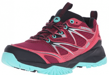 Merrell Women's Capra Bolt Waterproof Hiking Shoe