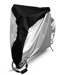 Bike Covers, Ohuhu Bike Cover Outdoor Waterproof Bicycle Cover for Mountain Bike and Road Bikes