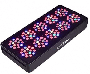 GoGrow V3 Master Grower LED Grow Lights 12 Bands Full Spectrum with UV and IR