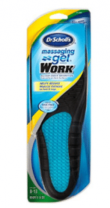 Dr. Scholl's Massaging Gel Work Insoles