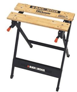 Black & Decker WM125 Workmate 125 350-Pound Capacity Portable Work Bench - Portable Workbenches