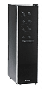 Wine Enthusiast 18-Bottle Touchscreen Wine Refrigerator