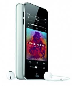 Apple iPod Touch 16GB Black/Silver - Xmas Presents for Boyfriends