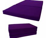 "Brand New Twin Size Shikibuton Tri Fold Foam Beds 3"" Thick X 39"" Wide X 75"""