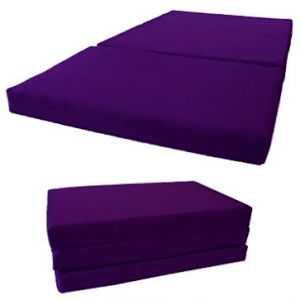 "Brand New Twin Size Purple Mattresses "" Thick X 39"" Wide X 75"""