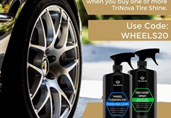 Top 10 Best Tire Shines in 2020 Reviews – Buyers Guide