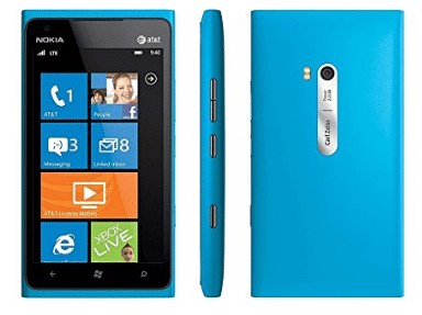 Nokia Lumia 900 AT&T GSM Unlocked 4G LTE Windows