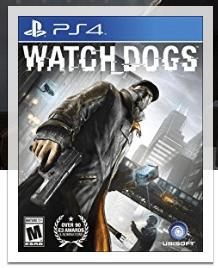 Watch Dogs - PlayStation 4 Ubisoft - Xmas Presents for Boyfriends