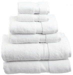 Superior 900 GSM Luxury Bathroom 6-Piece Towel Set, Bath Towel Sets