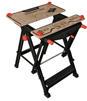 Black & Decker WM1000 Workmate Workbench, Portable Workbenches