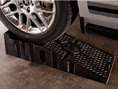RhinoGear 11912ABMI RhinoRamps MAX Vehicle Ramp, Car Ramps
