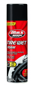 Black Magic 800002220 Tire Wet Foam