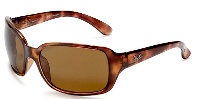 Ray-Ban Women's RB4068 Ray-Ban Acetate Sunglasses
