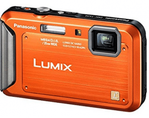 Panasonic Lumix TS20 16.1 MP TOUGH Waterproof Digital Camera with 4x Optical Zoom