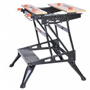 Black & Decker WM425 Workmate 425 550-Pound Capacity Portable Work Bench - Portable Workbenches