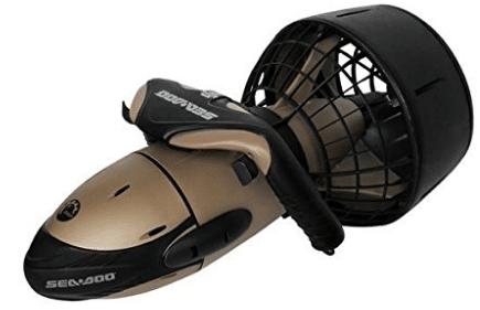 "Sea-Doo SD6545X VS Supercharged ""Plus"" Sea Scooter"
