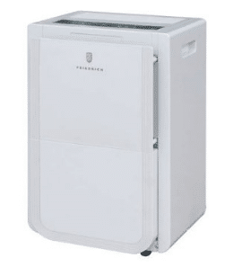 Friedrich D70BP 70 Pint Dehumidifier with built-in drain pump