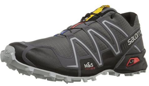 Salomon Men's Speedcross 3 Trail Running Shoe, Xmas Presents for Boyfriends