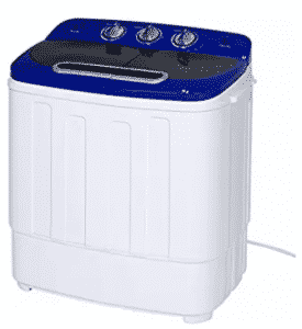 Best Choice Products Portable Compact Mini Twin Tub Washing Machine, Mini Washing Machines