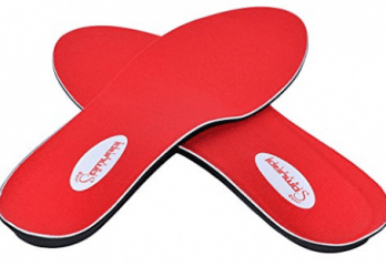 Top 10 Best Insoles for Flat Feet Reviews in 2018 – Buyer's Guide