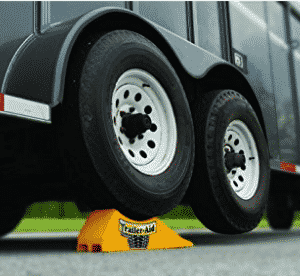 Trailer-Aid Tandem Tire Changing Ramp, Car Ramps