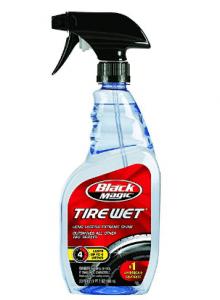 Black Magic BM23 Tire Wet