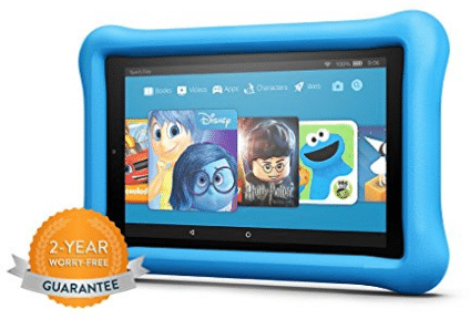 "All-New Fire HD 8 Kids Edition Tablet, 8"" HD Display - Xmas Presents for Boyfriends"