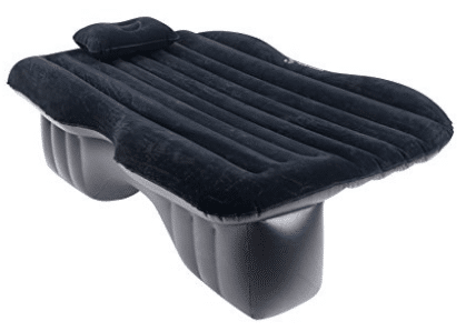 Winterial Back Seat Inflatable Car Camping Travel Mattress