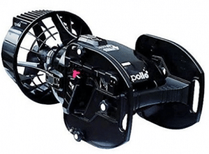 New Apollo AV-2 Evolution 2 U/W Diver Propulsion Vehicle DPV Scooter with Saddle, Lithium Ion Battery, & Charger