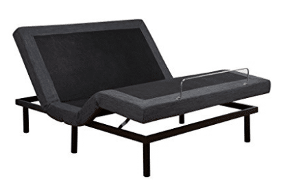 Classic Brands Adjustable Comfort Adjustable Bed Base with Massage, Gifts for Grandma