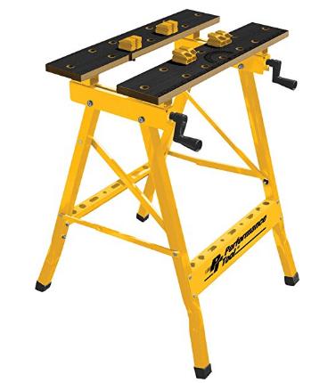 Performance Tool W54025 Portable Multipurpose Workbench and Vise, Portable Workbenches