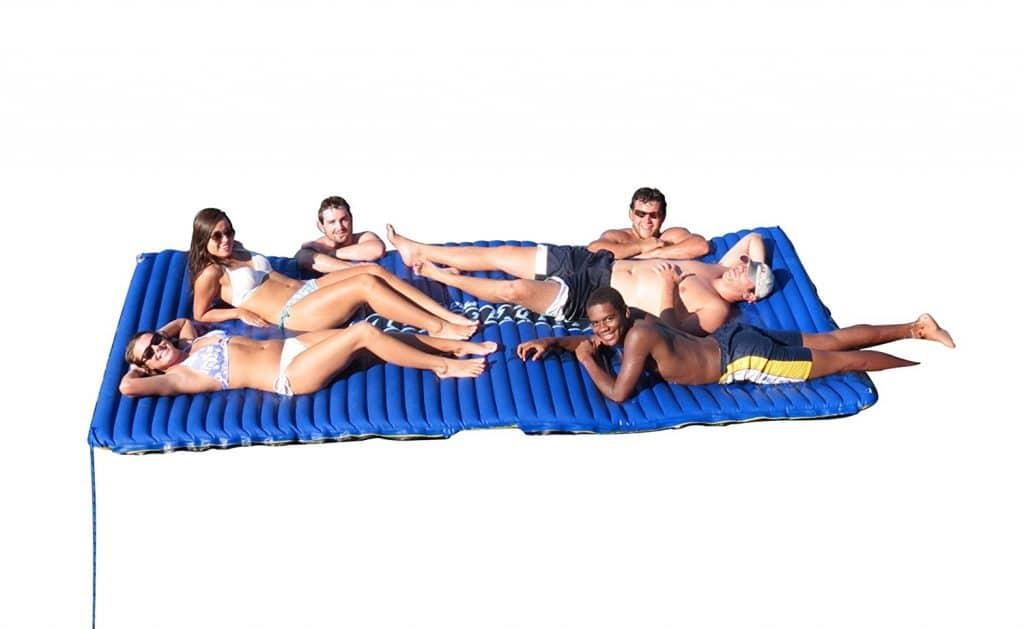 Hydroslide Aqua Plank, Blue, 6 x 12-Feet