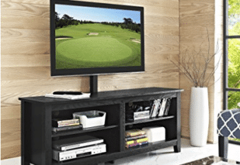 Top 10 Best TV Stand With Mounts in 2018 – Buyer's Guide