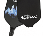 Graphite Pickleball Paddle by Upstreet