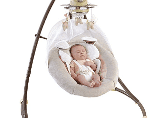 Top 10 Best Baby Swings in 2018 Reviews
